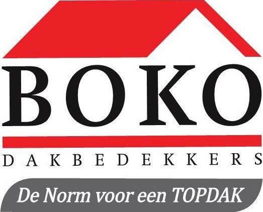 BOKO Dakdekkers Logo